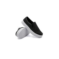 Slip On Liso Infantil Preto DKShoes - Rilu Fashion