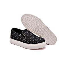Slip On Estampado Infantil Preto DKShoes - Rilu Fashion
