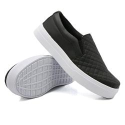 Slip On Matelassê Preto DKShoes - Rilu Fashion