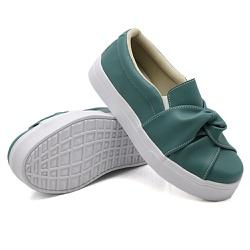 Slip On Nó Verde Pino DKShoes - Rilu Fashion