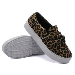 Slip On Nó Onça DKShoes - Rilu Fashion