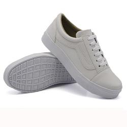 Tênis Casual Listra Branco DKShoes - Rilu Fashion