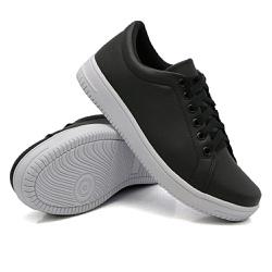Tênis Casual Siena Preto DKShoes - Rilu Fashion