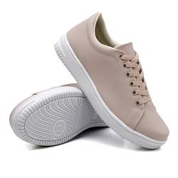 Tênis Casual Siena Rosê DKShoes - Rilu Fashion