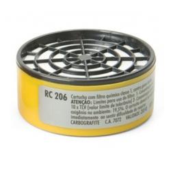 Cartucho Filtro RC 206 - 012120512 - Carbografite - Ritec Máquinas e Ferramentas