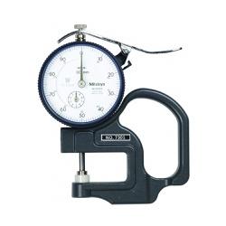 Medidor de Espessura Manual 0-10mm x 0,01mm - 7301 - Mitutoy - Ritec Máquinas e Ferramentas
