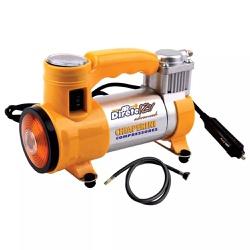 Mini Compressor de Ar Direto 12V c/ Lanterna + Maleta - Chia... - Ritec Máquinas e Ferramentas