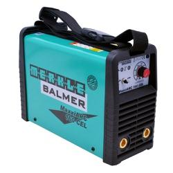 Maquina de Solda Inversora MAXXIARC 160 CEL - Balmer 220V - Ritec Máquinas e Ferramentas