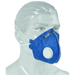 Máscara Respiratória Descartável PFF1 Com Válvula PPR 06 PRO... - Ritec Máquinas e Ferramentas