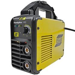 Solda Inversora Handy Arc 140i - ESAB - Ritec Máquinas e Ferramentas