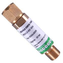 Válvula Corta Fogo Regulador Oxigênio 344,0001 NOLL - Ritec Máquinas e Ferramentas