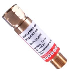Válvula Corta Fogo Regulador Acetileno 344,0003 NOLL - Ritec Máquinas e Ferramentas