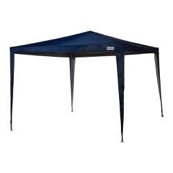 Tenda Gazebo Poliester Oxford Azul com Silvercoating (3m x 3... - Ritec Máquinas e Ferramentas