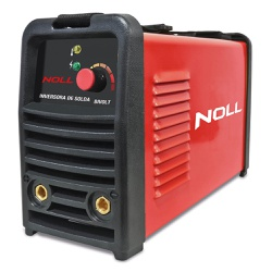 Inversora de Solda I 160B MMA 160 Bivolt 348,0002 NOLL - Ritec Máquinas e Ferramentas