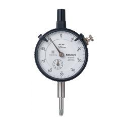Relógio Comparador Modelo Com Curso Longo 10mm 0,01mm 2046S ... - Ritec Máquinas e Ferramentas