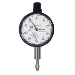 Relógio Comparador Analógico Compacto Tampa Plana 5mm 0,01mm... - Ritec Máquinas e Ferramentas