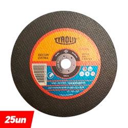 Combo Disco de Corte 2 Telas 9'' x 1/8'' x 7/8'' - 10A30R4B4... - Ritec Máquinas e Ferramentas