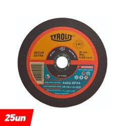 Combo Disco de Corte Deep Cut 7'' x 1.6 x 7/8'' - A46Q-BFXA ... - Ritec Máquinas e Ferramentas