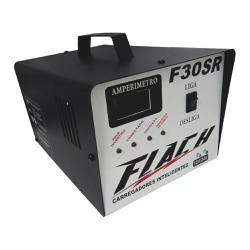 Carregador Inteligente de Bateria 10A-12V/24V Bivolt F30 SR ... - Ritec Máquinas e Ferramentas