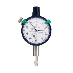 Relógio Comparador Analógico Modelo Compacto 5mm 0,01mm 1044... - Ritec Máquinas e Ferramentas