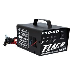 Carregador Inteligente de Bateria 10A-12V Bivolt F10 SD - Fl... - Ritec Máquinas e Ferramentas