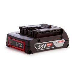 Bateria de Íons de Lítio Bosch GBA 18V 2,0Ah - Ritec Máquinas e Ferramentas