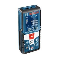 Trena a Laser Alcance 50 Metros com Bluetooth GLM 50 C - BOS... - Ritec Máquinas e Ferramentas
