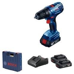 Parafusadeira e Furadeira a Bateria de ½'' Bosch GSR 180 LI,... - Ritec Máquinas e Ferramentas