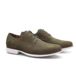 Sapato Masculino Derby Oliva Viti Levu - RITUCCI