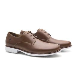 Sapato Masculino Derby Conhaque Auckland - RITUCCI