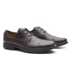 Sapato Masculino Derby Café Silver Strand - RITUCCI