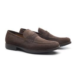 Sapato Masculino Loafer Café Drawaqa - RITUCCI