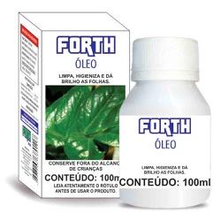 Óleo Concentrado Forth 100 ml - ROSA DO DESERTO - Valmor Ademium