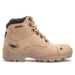 Bota Masculina Mad Max Jhon Boots Nevada - 1600 - ROTA SHOES