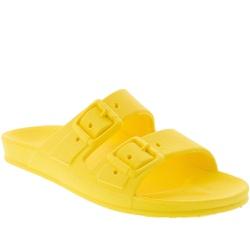 Chinelo Feminino amarelo - Birken - ROTA SHOES