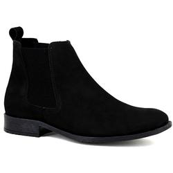Botina Chelsea Boots Preta couro legítimo - 771 - ROTA SHOES