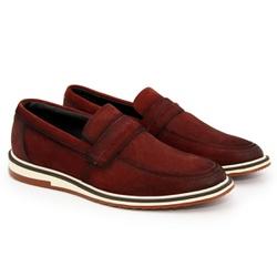 Sapato Loafer Esporte Fino Alpha em Couro Nobre No... - ROTA SHOES