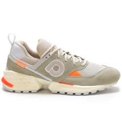 Tênis Option Shoes White Orange - OP573 - ROTA SHOES