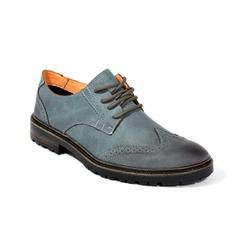 Sapato Masculino Oxford Azul - 980 - ROTA SHOES