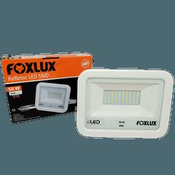 Refletor de Led 50W 6500k Branco 38.36 Foxlux Bivolt - Santec
