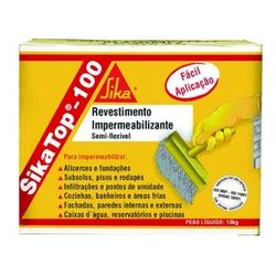 SIKA TOP 100 - 18 KG - Santec