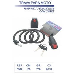 TRAVA PARA MOTO E BICICLETA 5902 LOTUS - Santec