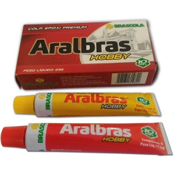 Aralbras Hobby 23gr 10 Minutos Brascola - Santec