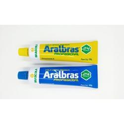 Aralbras Profissional 90 minutos 234gr Brascola - Santec