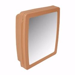 Armário para Banheiro Caramelo com Espelho 2654 Herc - Santec