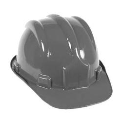Capacete De Segurança Cinza Modelo Plt Plastcor - Santec
