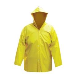 Capa de Chuva Amarela Forrada Plastcor - Santec