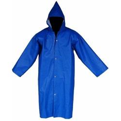 Capa de Chuva Pvc Forrada Azul Policap - Santec