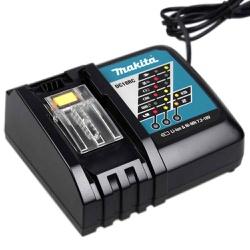 Carregador De Bateria 18v E 14,4v De Lítio Dc18Rc Makita - Santec