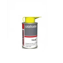 Catalisador Para Esmalte Sintético 150ml Maxi Rubber - Santec
